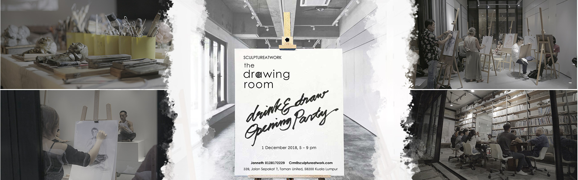 The Drawing Room Showcase Launch
