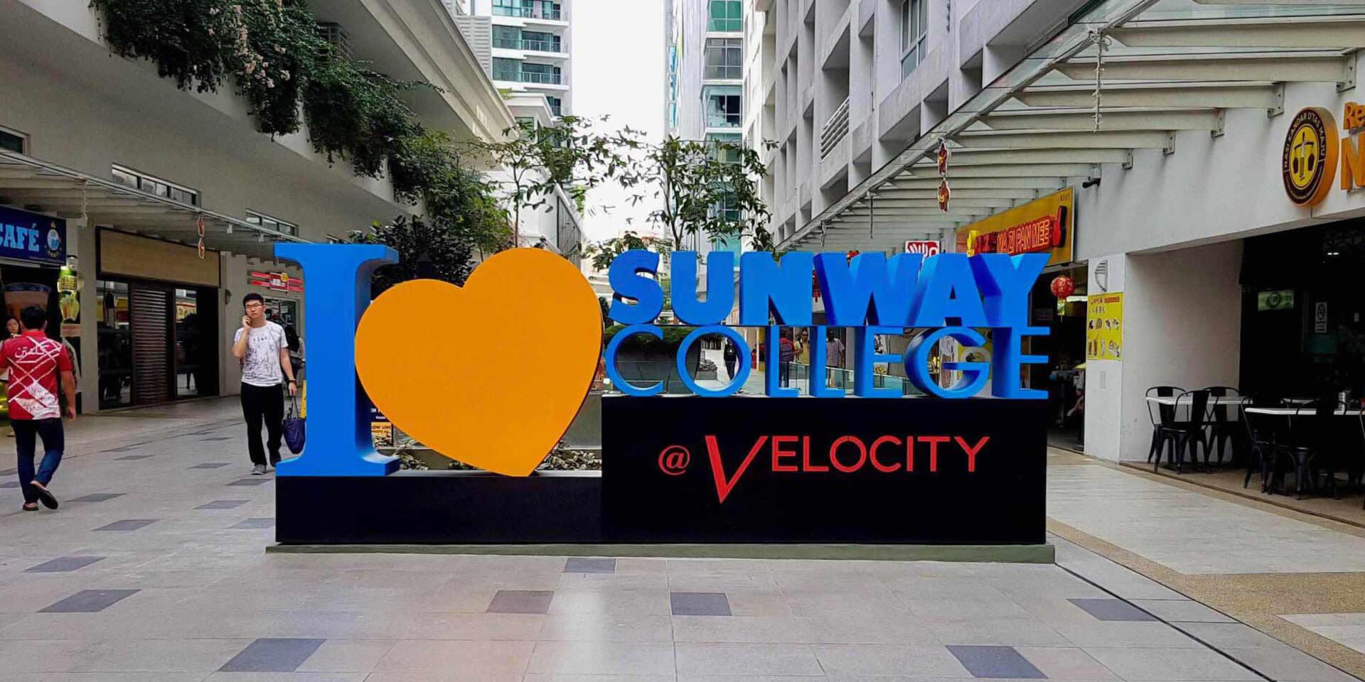 I Love Sunway College