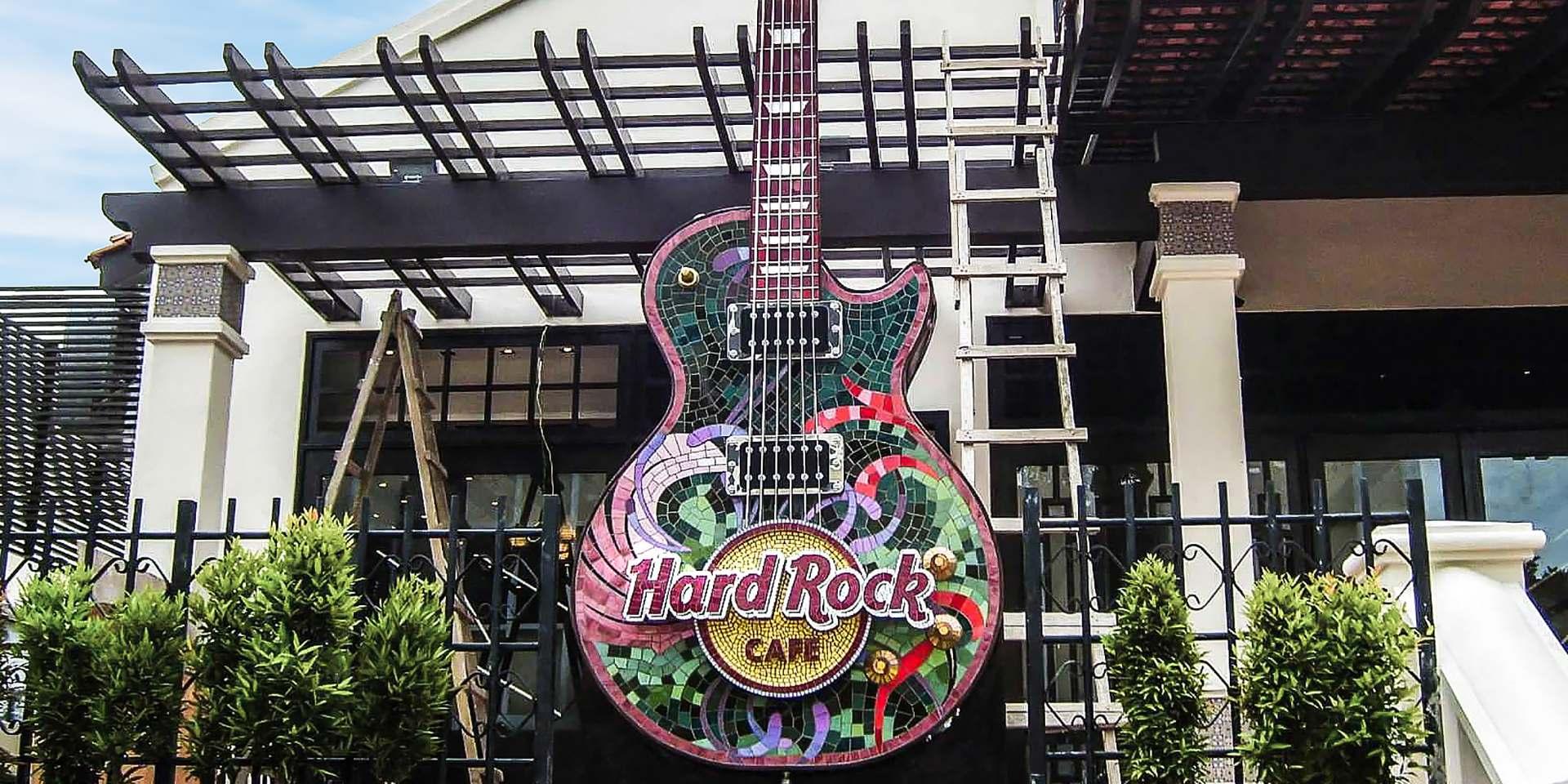 Hard Rock Guitar Melaka